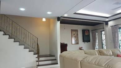 3 Storey Terrace Corner Kipark Sri FULLY RENO