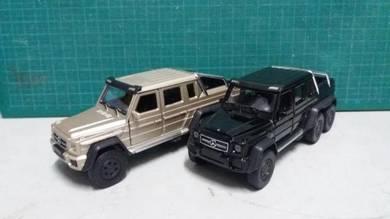 Mercedes Benz 6WD