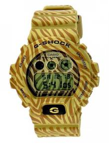 Casio G-Shock Men Digital Zebra Watch DW-6900ZB-9T
