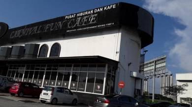 2 storey shoplot (Carnival cafe), auto city, bukit mertajam