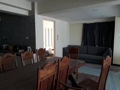 {below market} duplex penthouse 4100sqft silk residence cheras kl