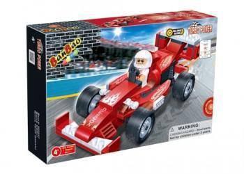 Bricks - Ban bao Racing BB 8612 Eagle Racer blocks