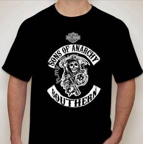 Harley Sons of Anarchy Southern Tshirt