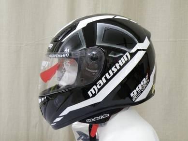 Marushin 999 & RS helmets -clearance