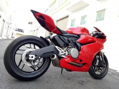 Ekzos SBK GP1 Ducati Panigale 959 exhaust