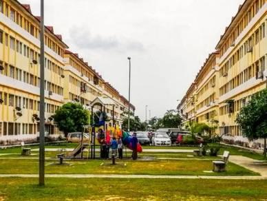 [100% Loan] Pangsapuri Impian, Bandar Saujana Putra
