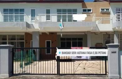 2 Sty Terrace Bandar Seri Astana (FASA E)