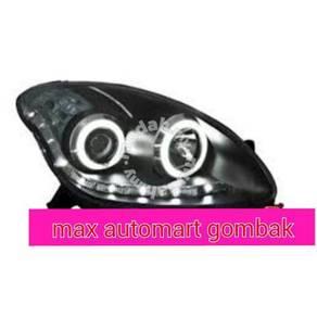 Myvi projector head lamp cool look hl-101-2 eagle