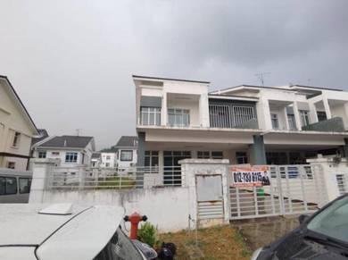 Nusa Sentral, End Lot Extra Land, 5b3t For Rent, Low Rental Deposit!!