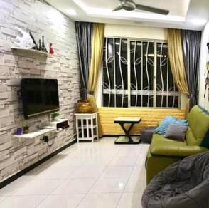 Taman Kheng Tian Jelutong High Floor Renovated Furnished Well Maintain