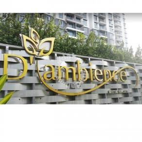 [BANK AUCTION] Permas Jaya-D'Ambience Residence
