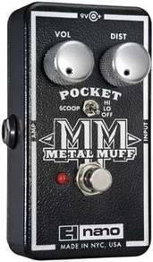 Electro Harmonix Pocket Metal Muff_Clearance