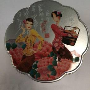 Nyonya Ladies Design Collectible Tin