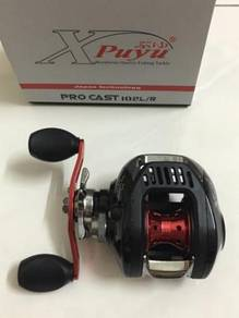{NEW} XPUYU PRO CAST Fishing Reel JAPAN TECHNOLOGY