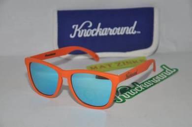 Knockaround premium Classic Orange Aqua