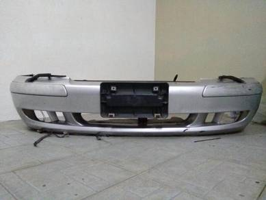 Bumper S40 phase 2.5 with wiper and motor