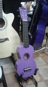 Mahalo Light Purple Saprano Ukulele (MR1)