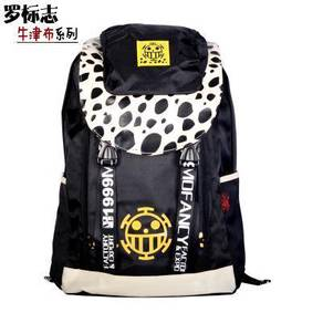 Anime one piece tokyo ghoul bag