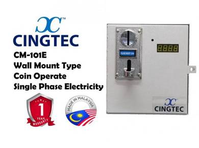 Coin Prepayment Electricity Meter