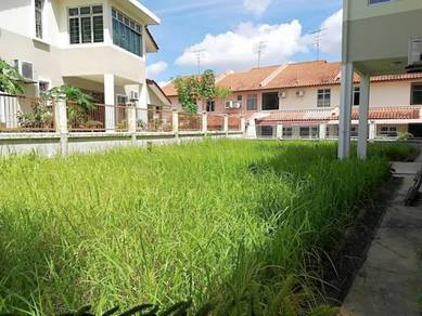 Big Extral Land 56x75sqf Nusa Idaman 5 Double Storey ENDLOT SALE Indah