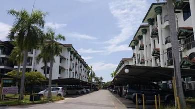 Indah court / 1st floor / likas / kk