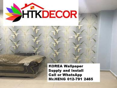 Sale and installation of Wall paper 259RQ