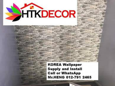 Wall Paper Classic included Installation 218XW