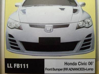 Honda civic 06 front bumper Rr advanced lamp
