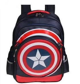 C.America children schoolbag 1-3,4-6-12 years old