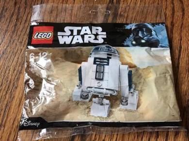 Lego Star Wars R2-D2 30611 Polybag MISB