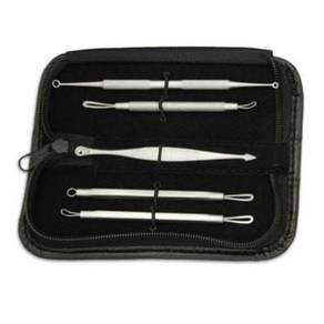 Stainless Steel Blackhead Acne Pimple Remover Kit