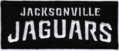 NFL Jacksonville Jaguars TL Football Patch