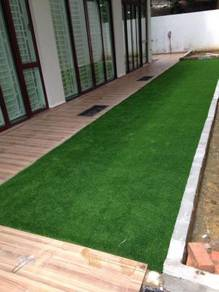 Pemasangan Artificial Grass Pushong