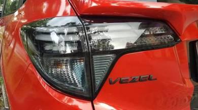 Honda hrv vezel light bar led tail lamp taillamp