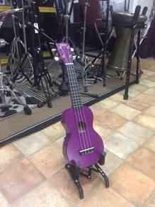 Soprano Ukulele (Purple)