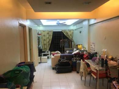IXORA [Renovated & 100% Full Loan ]Wangsa Permai | Aman Puri