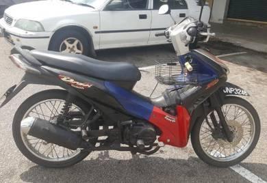 Honda Wave Dash