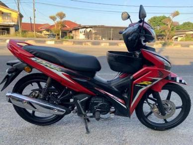 Honda dash 110 v3