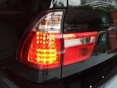 Bmw X5 E53 2000-2006 facelift led tail lamp