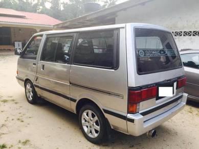 2003 Nissan Vanette 1.5 (M)