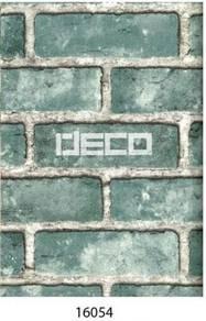 Dark Green Bricks