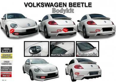 Volkswagen Beetle Bodykit body kit Spoiler skirt