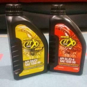 JTX Oil