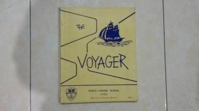 THE VOYAGER - Anglo Chinese School Ipoh