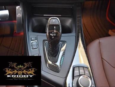 BMW F30 F10 Carbon Gear Knob surround trim