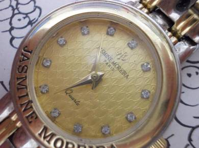 Vintage lady Jasmine Moreira lady watch
