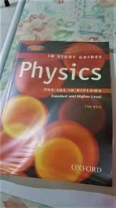 Physics IB study guide