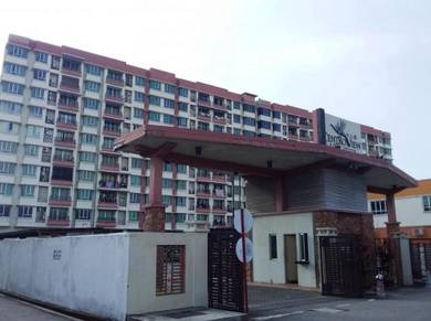 Centroview Apartment Bagan Lalang Corner Butterworth