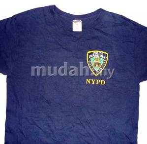 NYPD t-shirt Collection