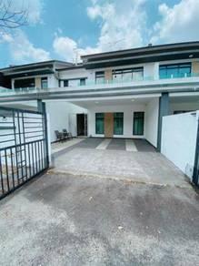 Horizon Residence 2, Bukit Indah, Nusajaya, Double Storey